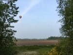 Bijzondere ballonvaart opgestegen op startlocatie Deurne op woensdag 1 mei 2019