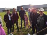 Adembenemende heteluchtballonvaart boven de regio Deurne op woensdag 1 mei 2019