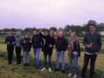 Exceptionele ballon vlucht startlocatie Joure op woensdag 1 mei 2019