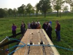 Fenomenale ballon vlucht omgeving Tilburg op woensdag 1 mei 2019