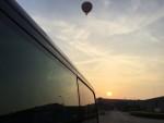 Fabuleuze ballonvlucht in de regio Tilburg op woensdag 1 mei 2019