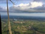 Jaloersmakende ballonvlucht gestart op opstijglocatie Apeldoorn woensdag 13 juni 2018