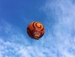 Fantastische ballonvaart in de omgeving Arnhem woensdag 13 juni 2018