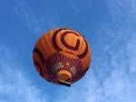 Fenomenale ballon vaart in de omgeving van Arnhem woensdag 13 juni 2018