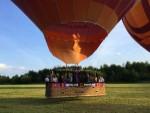 Unieke luchtballonvaart in de omgeving van Beesd woensdag 13 juni 2018