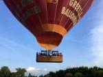 Uitmuntende luchtballonvaart gestart op opstijglocatie Beesd woensdag 13 juni 2018