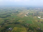 Prachtige heteluchtballonvaart omgeving Apeldoorn op woensdag 15 augustus 2018