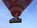 Formidabele luchtballonvaart vanaf opstijglocatie Horst op woensdag 15 augustus 2018