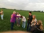 Formidabele luchtballon vaart in 's-hertogenbosch op woensdag 15 augustus 2018
