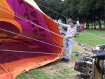 Bijzondere ballonvaart in 's-hertogenbosch op woensdag 15 augustus 2018