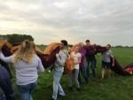 Voortreffelijke luchtballonvaart regio 's-hertogenbosch op woensdag 15 augustus 2018