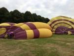 Super ballon vaart startlocatie 's-hertogenbosch op woensdag 15 augustus 2018
