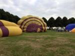 Fabuleuze ballonvlucht opgestegen in 's-hertogenbosch op woensdag 15 augustus 2018