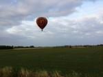 Magnifieke ballonvlucht in de omgeving van 's-hertogenbosch op woensdag 15 augustus 2018