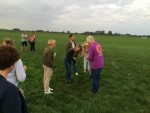 Jaloersmakende ballon vaart in de regio 's-hertogenbosch op woensdag 15 augustus 2018