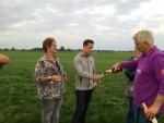 Heerlijke ballon vaart opgestegen in 's-hertogenbosch op woensdag 15 augustus 2018