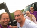 Fenomenale luchtballon vaart vanaf startveld 's-hertogenbosch op woensdag 15 augustus 2018