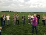 Uitzonderlijke luchtballon vaart in de regio 's-hertogenbosch op woensdag 15 augustus 2018