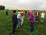 Grandioze luchtballon vaart vanaf startlocatie 's-hertogenbosch op woensdag 15 augustus 2018