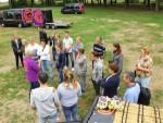 Spectaculaire heteluchtballonvaart opgestegen in 's-hertogenbosch op woensdag 15 augustus 2018