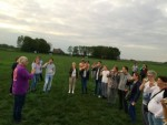 Exceptionele ballon vlucht vanaf startlocatie 's-hertogenbosch op woensdag 15 augustus 2018
