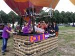 Spectaculaire ballon vlucht over de regio 's-hertogenbosch op woensdag 15 augustus 2018