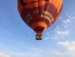 Exceptionele ballonvlucht regio Arnhem op woensdag 17 oktober 2018