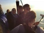 Schitterende ballon vlucht vanaf startlocatie Beesd op woensdag 17 oktober 2018