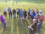 Fabuleuze ballonvaart in de omgeving van Venray op woensdag 17 oktober 2018