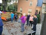 Weergaloze ballonvaart opgestegen in Venray op woensdag 17 oktober 2018