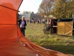 Waanzinnige ballonvlucht opgestegen in Venray op woensdag 17 oktober 2018