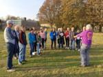 Magnifieke ballonvaart opgestegen op startveld Venray op woensdag 17 oktober 2018