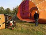 Fenomenale luchtballon vaart omgeving Venray op woensdag 17 oktober 2018