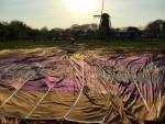 Magnifieke ballon vlucht omgeving Winterswijk meddo woensdag 18 april 2018