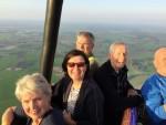 Uitmuntende ballonvaart gestart in Winterswijk meddo woensdag 18 april 2018