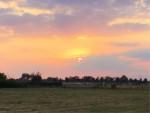 Onovertroffen luchtballon vaart opgestegen op startveld Doetinchem woensdag 18 juli 2018