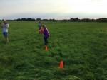 Verbluffende heteluchtballonvaart boven de regio Noordeloos woensdag 18 juli 2018