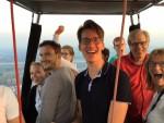 Grandioze luchtballonvaart in Veenendaal woensdag 18 juli 2018