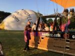 Bijzondere heteluchtballonvaart opgestegen op opstijglocatie Maastricht woensdag 20 juni 2018