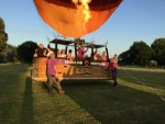 Geweldige ballon vlucht vanaf opstijglocatie Maastricht woensdag 20 juni 2018