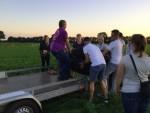 Verrassende ballonvaart boven de regio 's-hertogenbosch woensdag 20 juni 2018