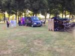 Overweldigende ballonvlucht omgeving 's-hertogenbosch woensdag 20 juni 2018