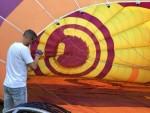 Bijzondere ballonvlucht in de buurt van 's-hertogenbosch woensdag 20 juni 2018