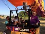 Perfecte ballonvaart in de regio Tilburg woensdag 20 juni 2018