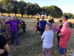 Heerlijke ballon vlucht regio Tilburg woensdag 20 juni 2018