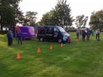 Schitterende ballonvlucht in de regio Uden woensdag 20 september 2017