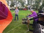 Magnifieke ballon vaart regio Uden woensdag 20 september 2017
