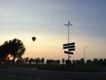 Betoverende ballon vaart startlocatie Beesd op woensdag 22 augustus 2018