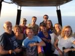 Uitmuntende heteluchtballonvaart startlocatie Beesd op woensdag 22 augustus 2018