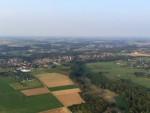 Ultieme heteluchtballonvaart vanaf startlocatie Maastricht op woensdag 22 augustus 2018